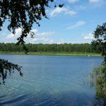 озеро Данилово, Окунево