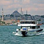 паром на Босфоре, Стамбул