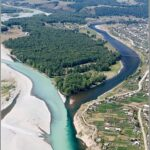 слияние рек Кокса и Катунь